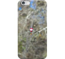 Not the catch they intended iPhone Case/Skin