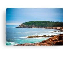 Bar Harbor  Canvas Print