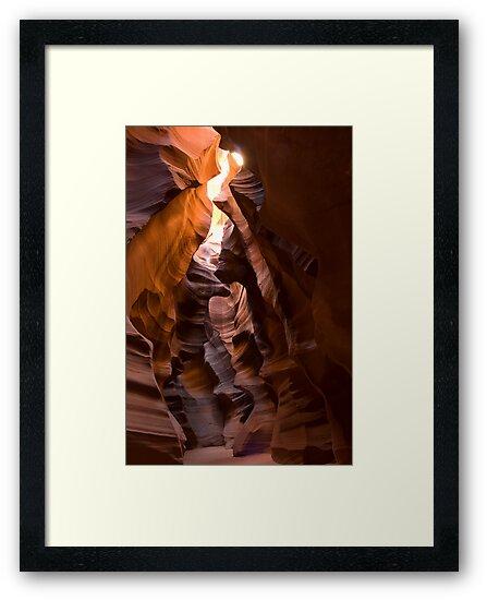 Upper Antelope Slot by Dan Sweeney