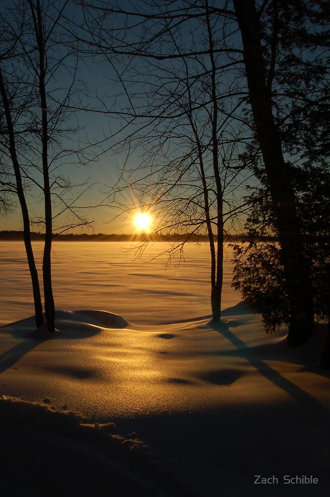 Unity Lake by Zach  Schible