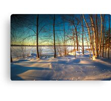 Unity Pond Canvas Print