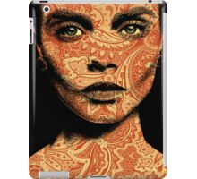 Clear Eyes iPad Case/Skin