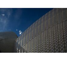 Sydney Opera House - colour and shape Photographic Print