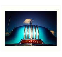 Pontiac  Art Print