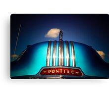 Pontiac  Canvas Print