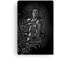 medusa optronic eye Canvas Print