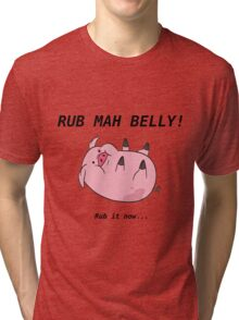 Waddle's Belly Tri-blend T-Shirt