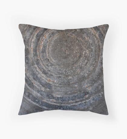 Wash Tub Throw Pillow