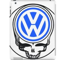 Steal Your Wagen Blue iPad Case/Skin