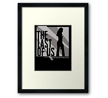 Buffy, the Last of Us Framed Print