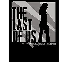 Buffy, the Last of Us Photographic Print