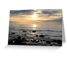 Time to reflect. Hallett Cove, S.A. Greeting Card