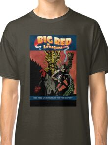 Hellboy/Big Trouble in Little China Mashup Classic T-Shirt