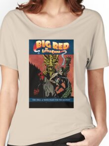 Hellboy/Big Trouble in Little China Mashup Women's Relaxed Fit T-Shirt