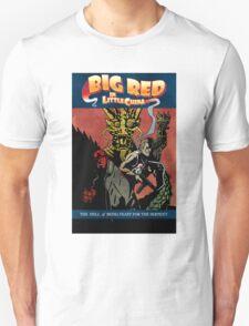 Hellboy/Big Trouble in Little China Mashup Unisex T-Shirt