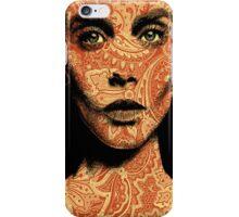 Clear Eyes iPhone Case/Skin