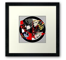 Persona 5, All Out Attack! Framed Print