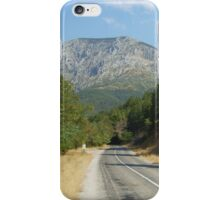 Spil Mountain iPhone Case/Skin