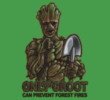 Only Groot by Punksthetic