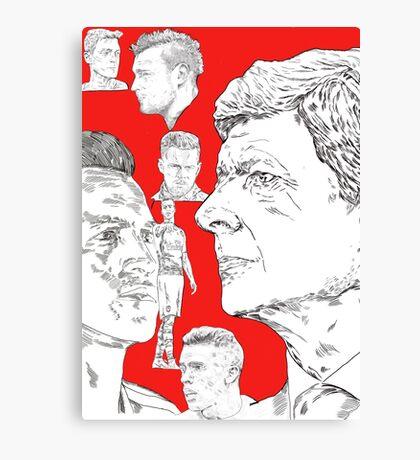 Arsenal Seven Canvas Print
