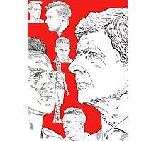 Arsenal Seven Photographic Print
