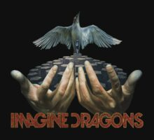 Imagine Dragons Mirrored Visions by BRAINROX