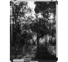 Sunset at the Graveyard iPad Case/Skin