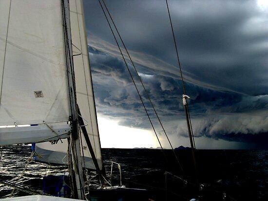 Storm Ahead by Matt Penfold