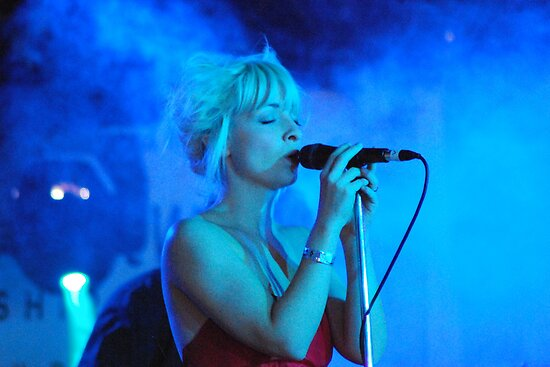 Kate Miller-Heidke by deannedaffy