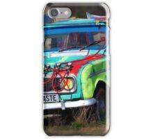 Gas guzzler? iPhone Case/Skin