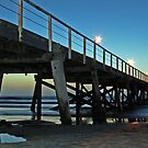 Semaphore Jetty At Sunset by FASImages