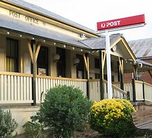 Coolah Post Office by Julie Sherlock
