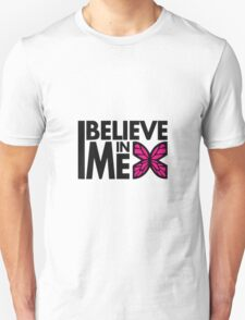 GOWOMAN SLOGAN TEES   I Believe In Me (Original) T-Shirt