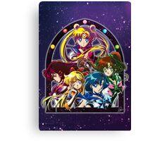 Sailor Moon S (Universe edit.) Canvas Print