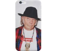 Neil Young for Supreme Media Cases, Pillows, and More. iPhone Case/Skin