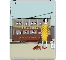 Old Tram iPad Case/Skin