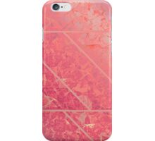 Pink Marble texture iPhone Case/Skin