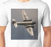 "Junkers Ju 52/3m D-CDLH ""Tempelhof"" Unisex T-Shirt"