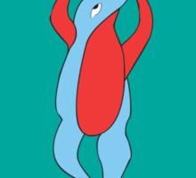 Dancing Penguin Sticker