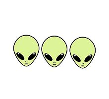 Aliens  by firy