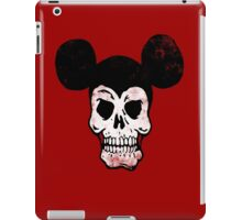 Mickey Skull. iPad Case/Skin