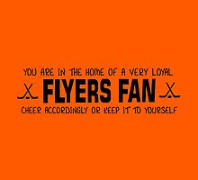 Flyers Fans by Alexandra Russo