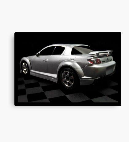 Toy Mazda Canvas Print