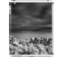 Long Exposure, Badbea, Caithness, Scotland iPad Case/Skin