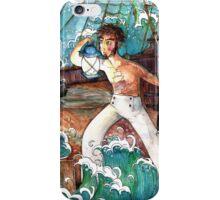 A Stormy Sea iPhone Case/Skin