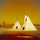 Tee Pee Time by edenkl
