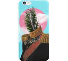 PALM MAN. iPhone Case/Skin