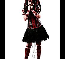 Sadist Dolly by Ross Baraga