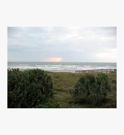 Cocoa Beach, Early AM 2 Photographic Print