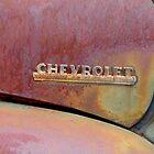 The Old Chevrolet by WildestArt